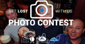 Lost Duck Photo Contest with Rolands and Resort Cabs